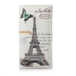 Moderni retro novčanik - Pariz