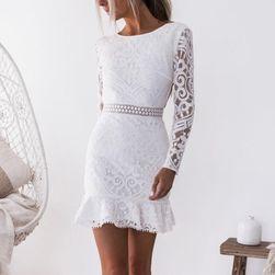 Ženska haljina sa dugačkim rukavima Temesa