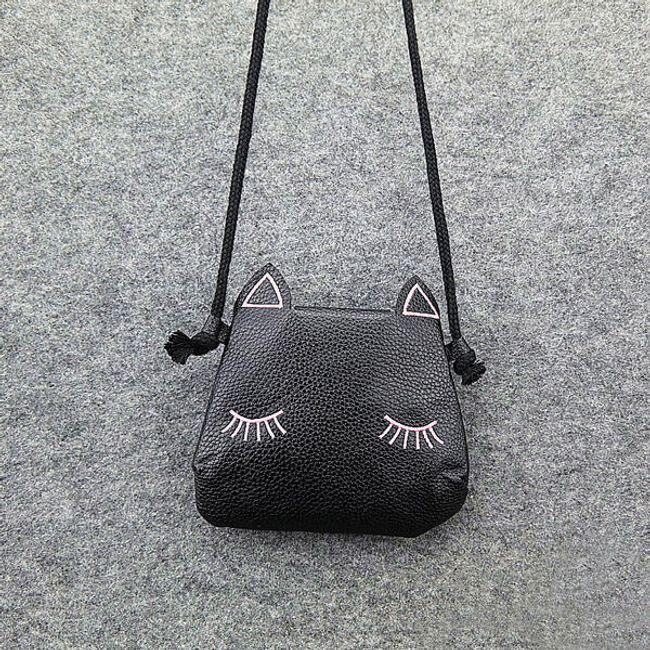 Детская сумка с кошками 1