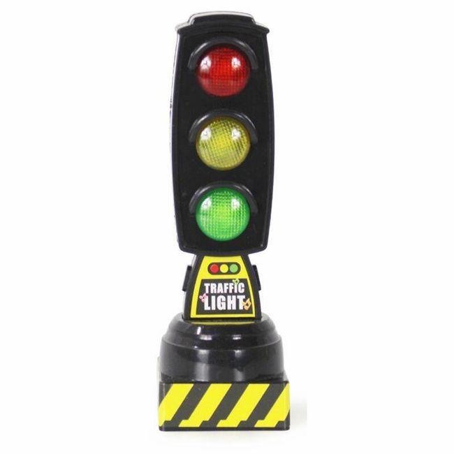 Sygnalizacja świetlna do pociągu SSA2 1