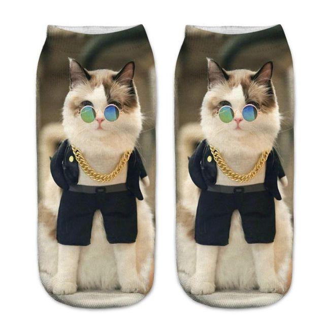 Ženske čarape C35 1