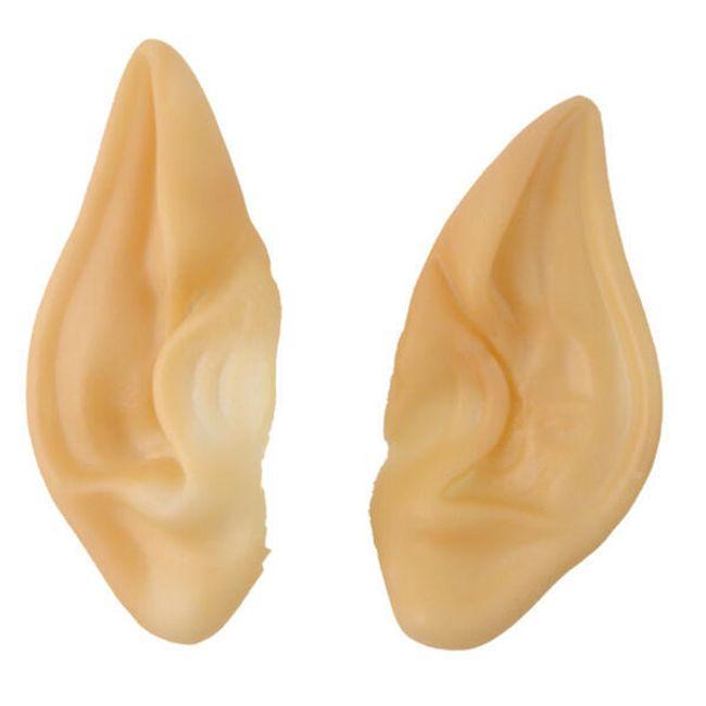 Elfí uši z měkkého plastu 1
