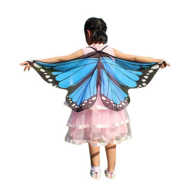 Motýlí křídla pro děti 1