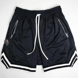 Pánské šortky PO5 Černá - velikost 4