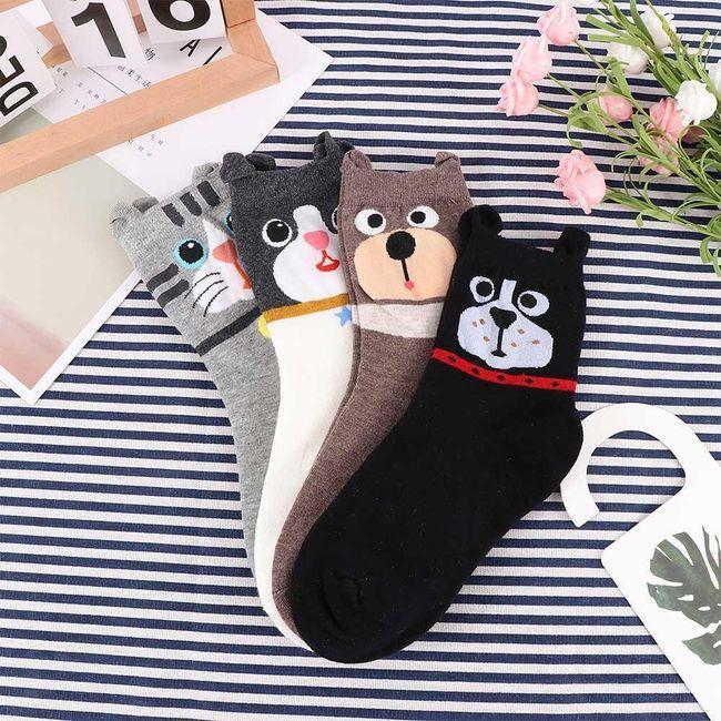 Dámské ponožky TF6825 1