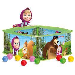 Masha și Ursul - Bazin cu baloane RS_16108