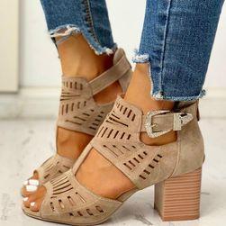 Damskie buty na obcasie Alexis
