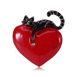 Broșă pentru femei Kat