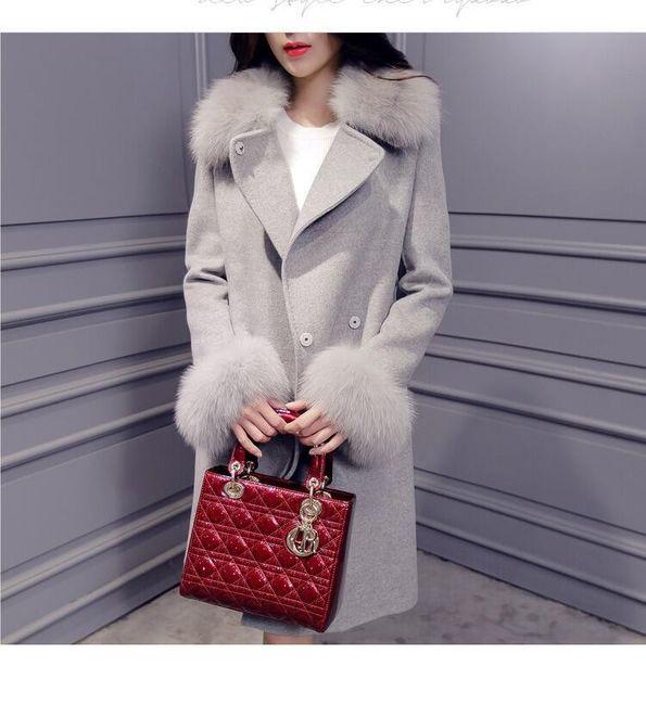Женское пальто Rebeca 1