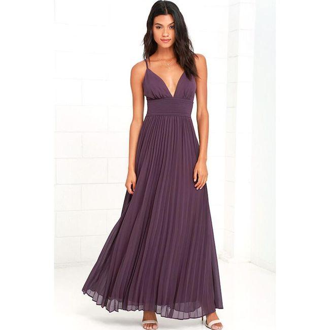 Dugačka haljina Dayanna 1