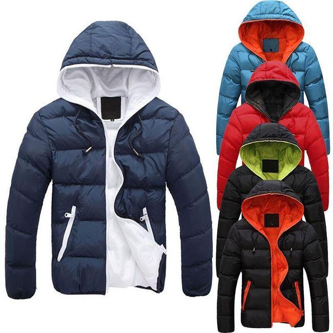 Pánská zimní bunda Emerson 1