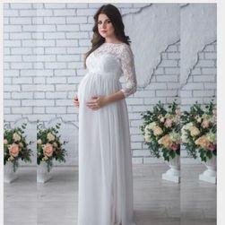 Рокля за бременни Daria