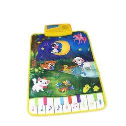 Covoraș muzical pentru copii - Noapte înstelată