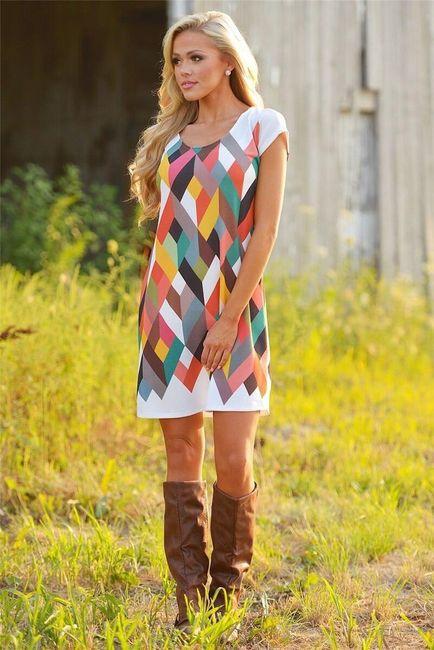 Damska sukienka Briley 1
