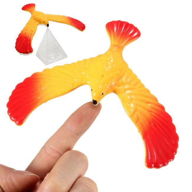 Pasăre decorativă 1