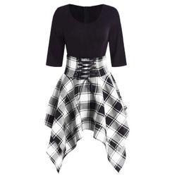 Dámské šaty Alyson - velikost 5
