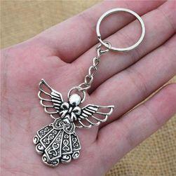 Breloczek do kluczy - anioł