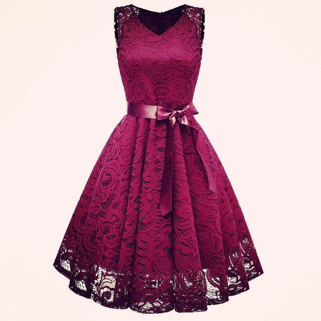 Ženska mini haljina DŠ 1