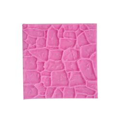 Silikonová forma - Textura kamene