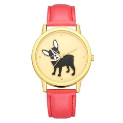 Damski zegarek analogowy Buldog