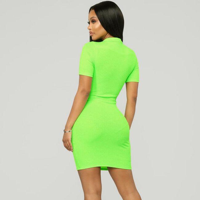 Damska mini sukienka Zaira 1