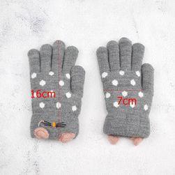 Dziecięce rękawice B010823