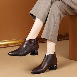 Damskie buty na obcasie OP4