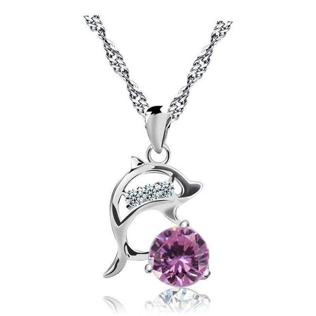 Dámský náhrdelník B08436 1