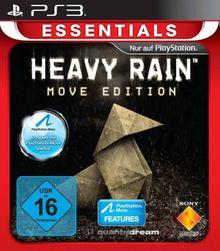 Hra (PS3) Heavy Rain Move Edition