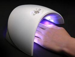 LED lampa na nehty G21