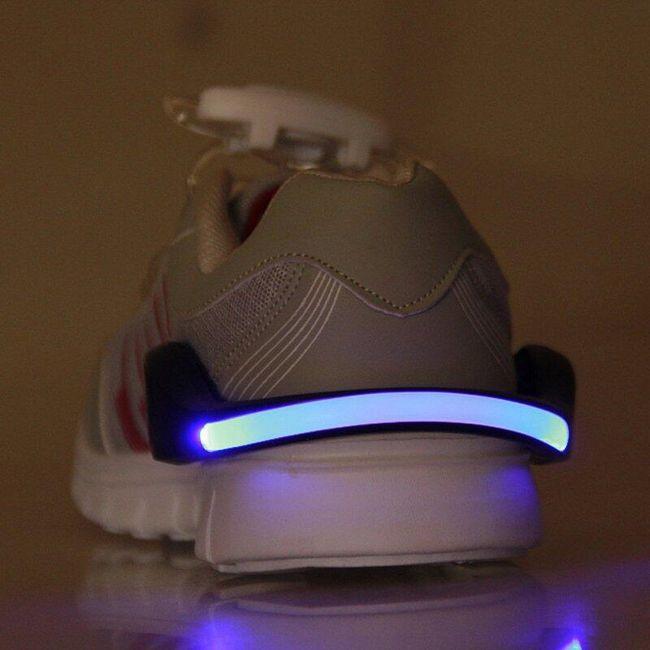 Varnostni LED trak za čevlje 1