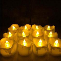 Komplet LED świeczek Natalia