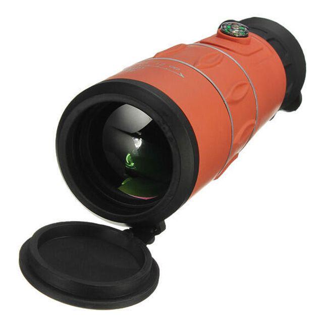 Lornetka z zoomem monokularowym z kompasem kempingowym - 2 kolory 1
