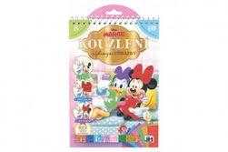 Čarovanie s fóliovými obrázkami Minnie Disney 17,5x26cm RM_91011840