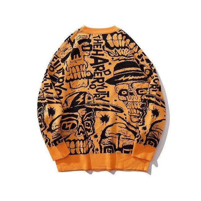 Męski sweter Fg66 1