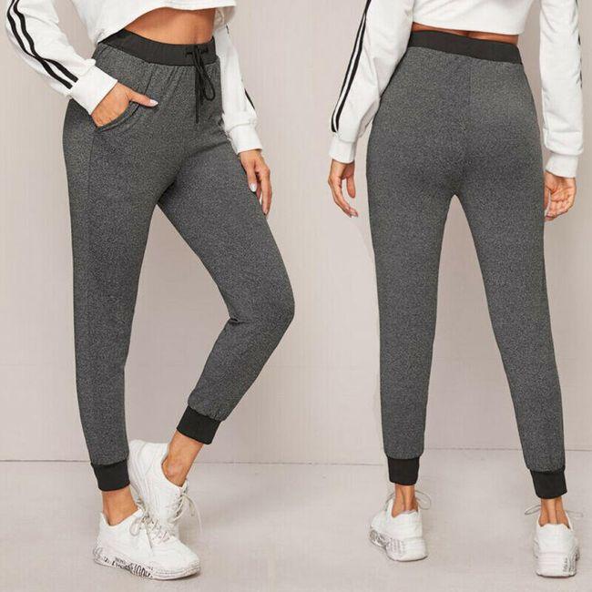 Damskie spodnie dresowe Xenia 1