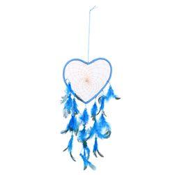 Álomcsapda szív alakú kék színben