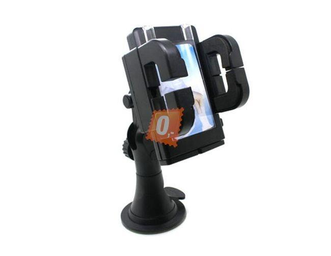 Univerzální držák do auta na mobil a GPS navigaci 4-12cm 1