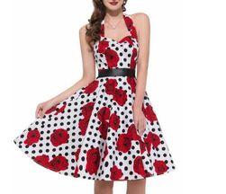 Vintage šaty Libby velikost 2