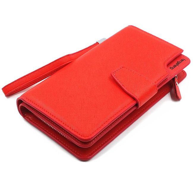 Dámská peněženka s poutkem - 6 barev 1