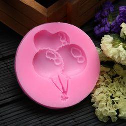 Silikonová formička na balonky