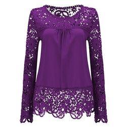 Koronkowa damska bluzka