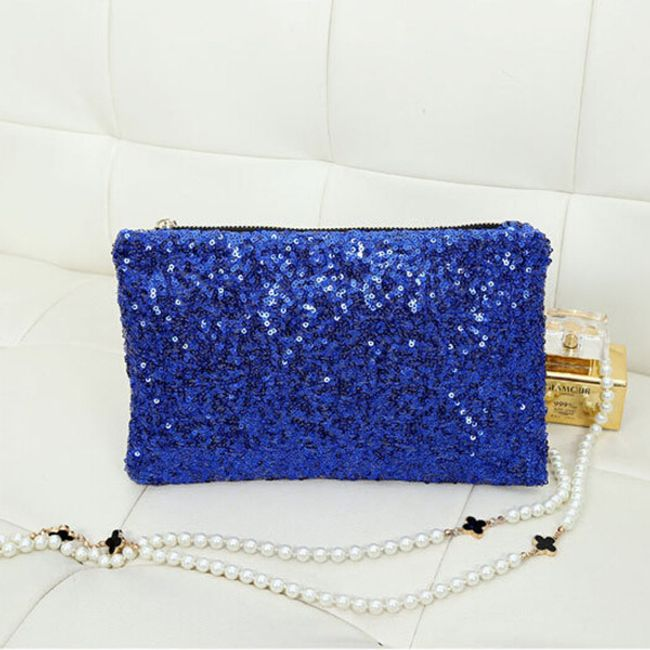 Женская блестящая сумочка 1
