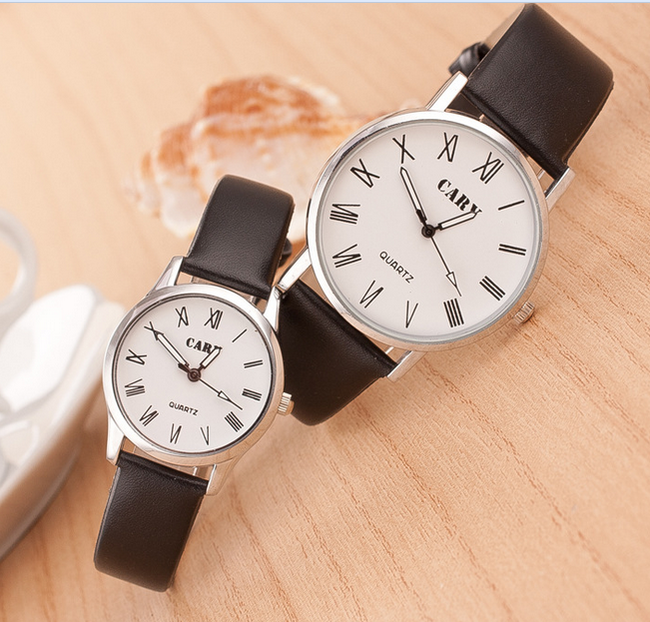 Elegantan sat za parove sa rimskim brojevima 1
