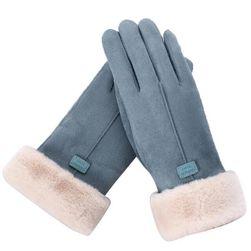 Bayan kışlık eldiven Gina