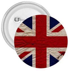 Insignă cu steagul britanic