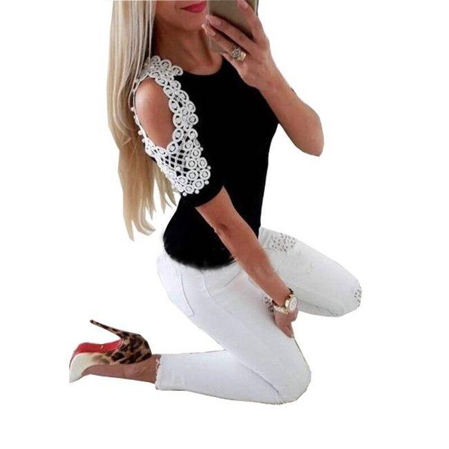 Dámské tričko Blanche 1