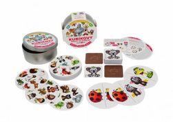 Kubíková hrátky so zvieratkami 3v1 v plechovej krabičke RM_10770255