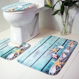 Zestaw dywanów łazienkowych - 3 warianty