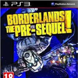 Игра (PS3) Borderlands: The Pre-Sequel!